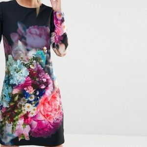 e7aba6974d1e0 Ted Baker London Dresses -  Vyra  Floral Print Tunic Dress